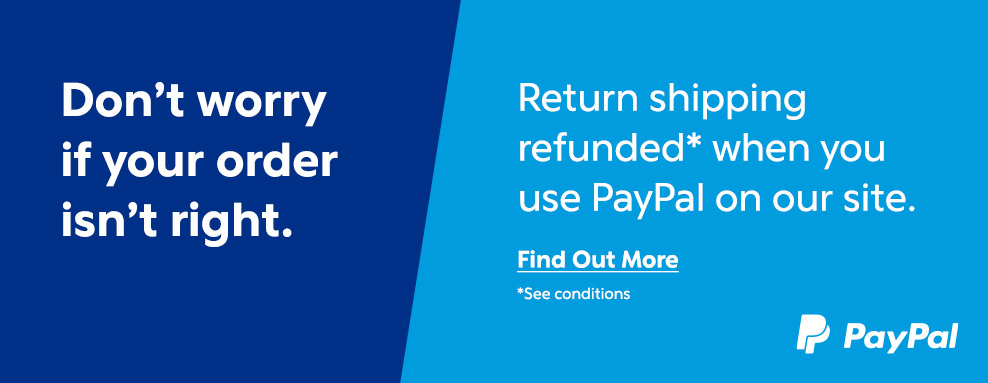 Free Return With Paypal